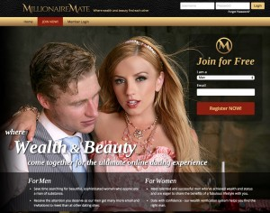 Millionaire dating site free for women