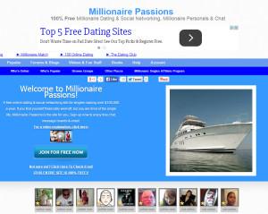 Millionaire Passions