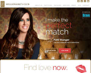 Matchmaking sites for millionaires