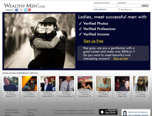 Dating websites for millionaires 1